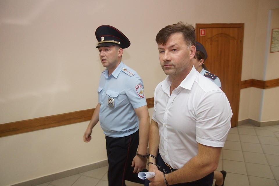 Дмитрий Сазонов уверяет, что его оговорили