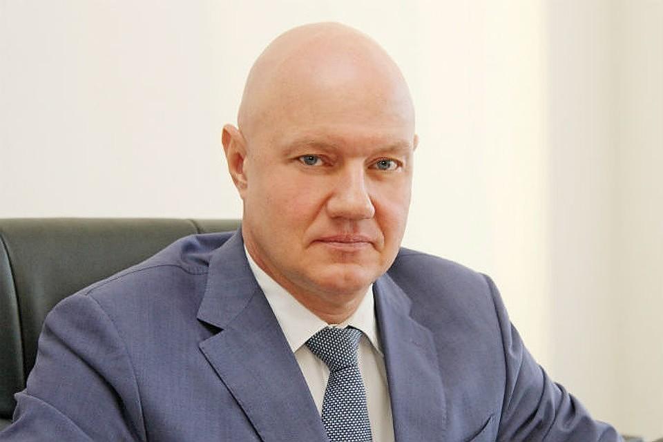 Вице-премьер Крыма Виталий Нахлупин