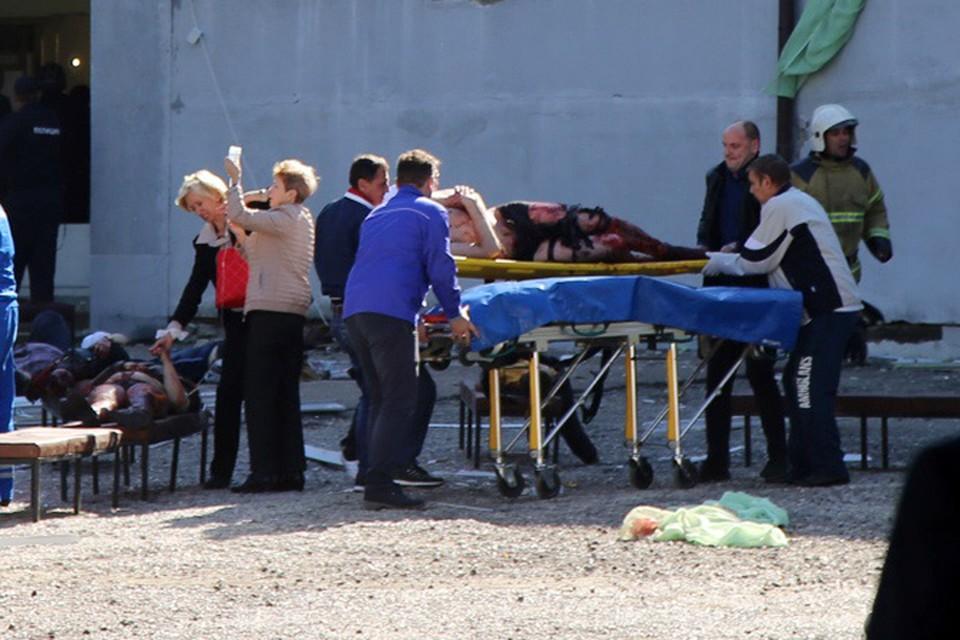 Количество жертв массового убийства составило 19 человек, 53 человек находятся в больницах в тяжелом состоянии