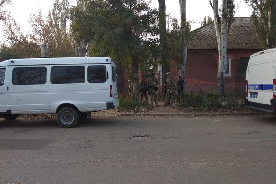 20 октября в дом мамы керченского стрелка нагрянули силовики.