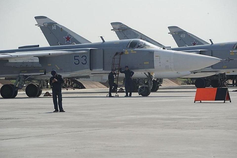 США причастны к нападению на нашу военную базу Хмеймим в Сирии