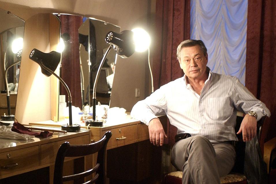 Актер Николай Караченцов умер в пятницу в Москве — подробности