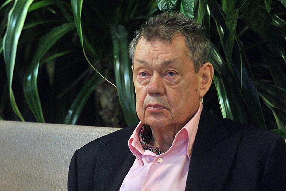 Николай Караченцов ушел из жизни в 73 года