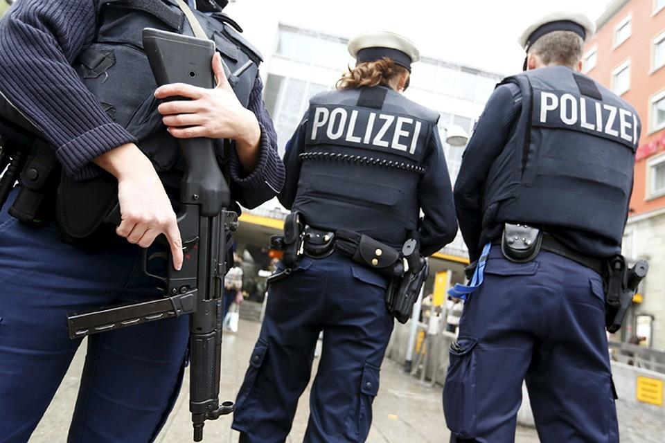 За прошлый год немецкая полиция зафиксировала 7495 «преступлений против сексуальной неприкосновенности».