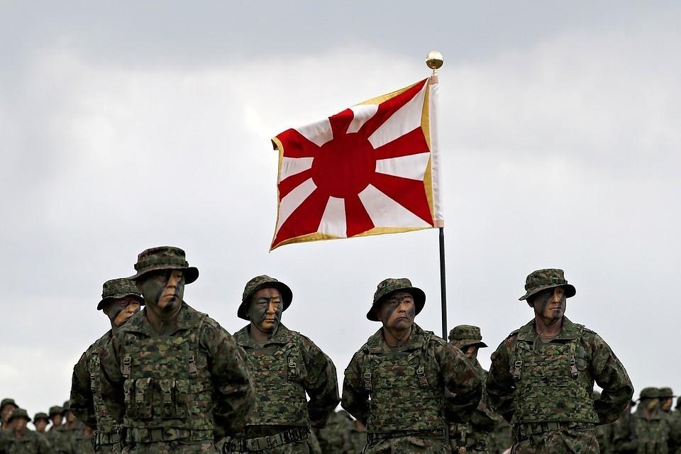 Япония разместит базу Сил самообороны в Восточно-Китайском море