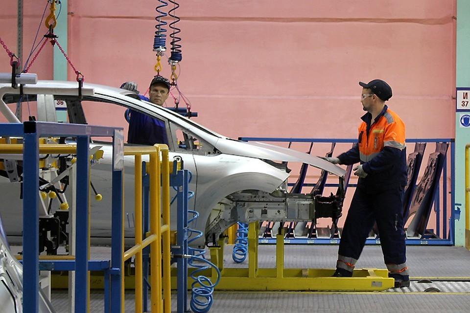 Украина хочет запретить ввоз в страну российских авто