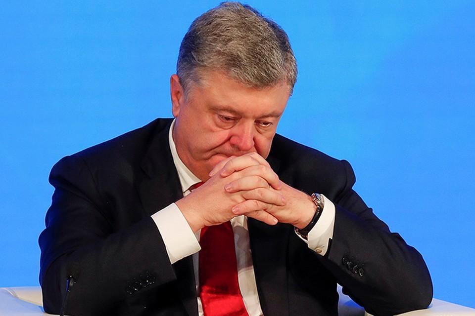 Против самого президента страны санкции мы водить не можем, пока он считается легитимно избранным