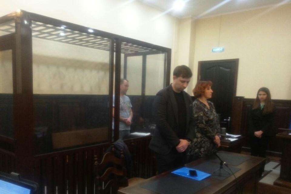 Никита Чередниченко не признал свою вину