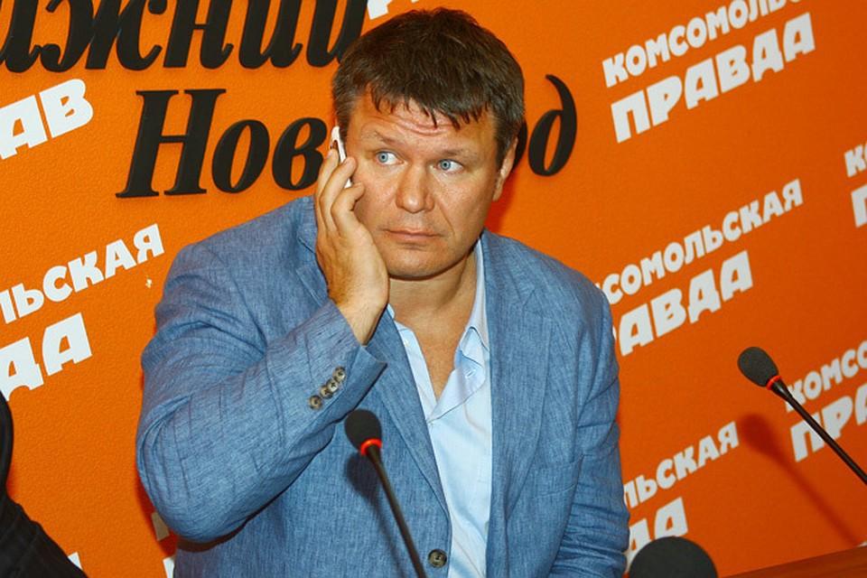 Олег Тактаров летит в Америку на съемки продолжения криминальной киноистории