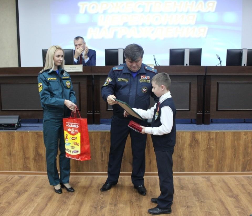 Фото пресс-службы Главного управления МЧС России по Белгородской области.