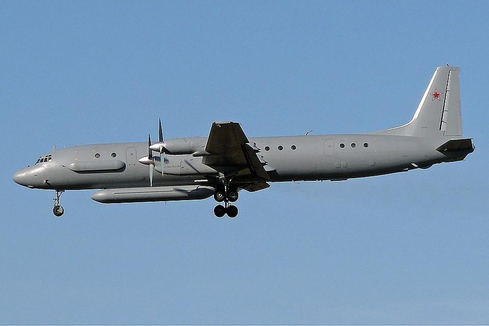 Самолет Ил-20 ВКС России