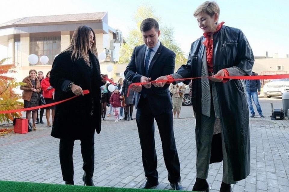В Краснодаре открылся детский реабилитационный центр «Колыбель сердец»
