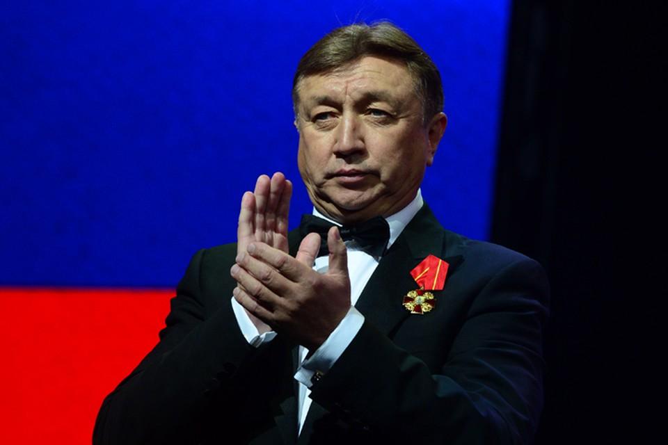 Первый вице-президент Всероссийской федерации самбо, президент Федерации самбо Москвы Ренат Лайшев