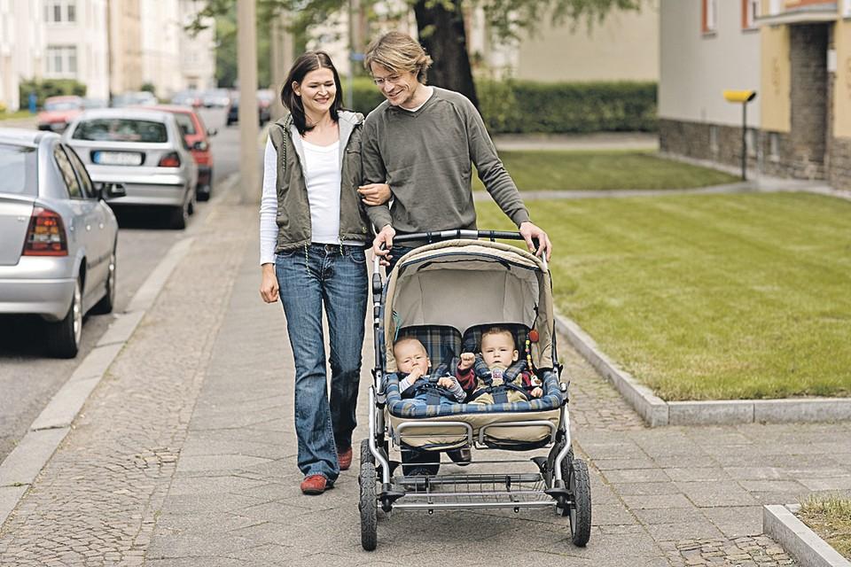 Для мамы двойняшек и декретный отпуск продлевается, и пособия увеличиваются. Фото: Globallookpress.com