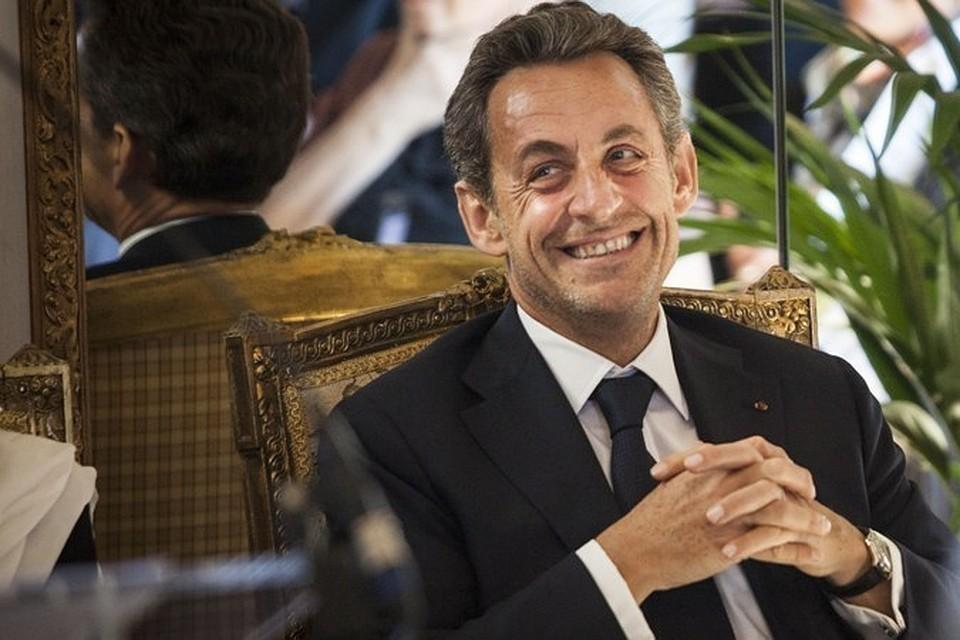 Бывший президент Франции прибыл в Москву с частным визитом