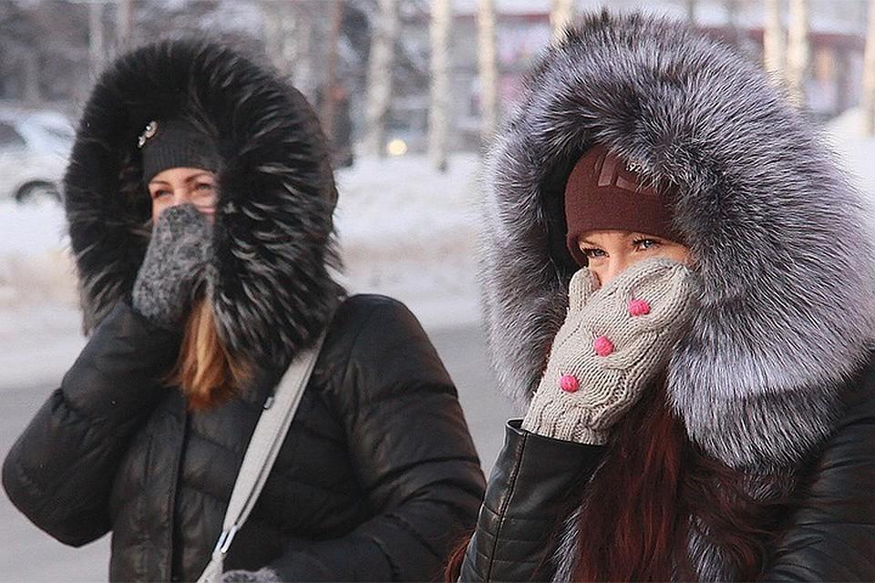 预报员承诺明天霜冻至-27度