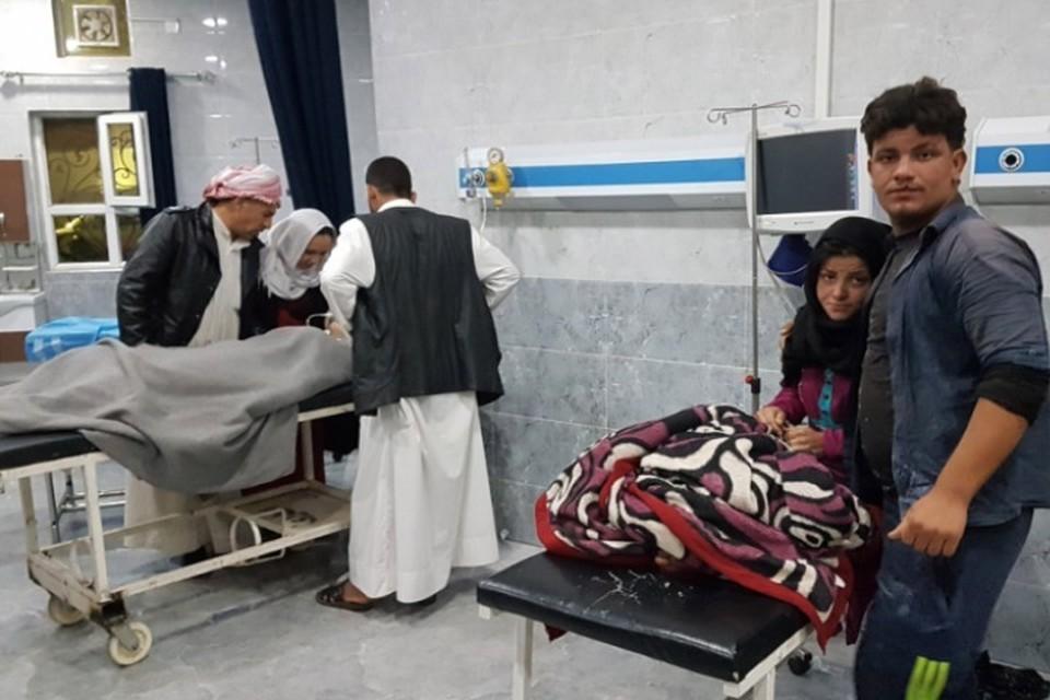 Сотни людей пострадали в результате очередного землетрясения на ирано-иракской границе