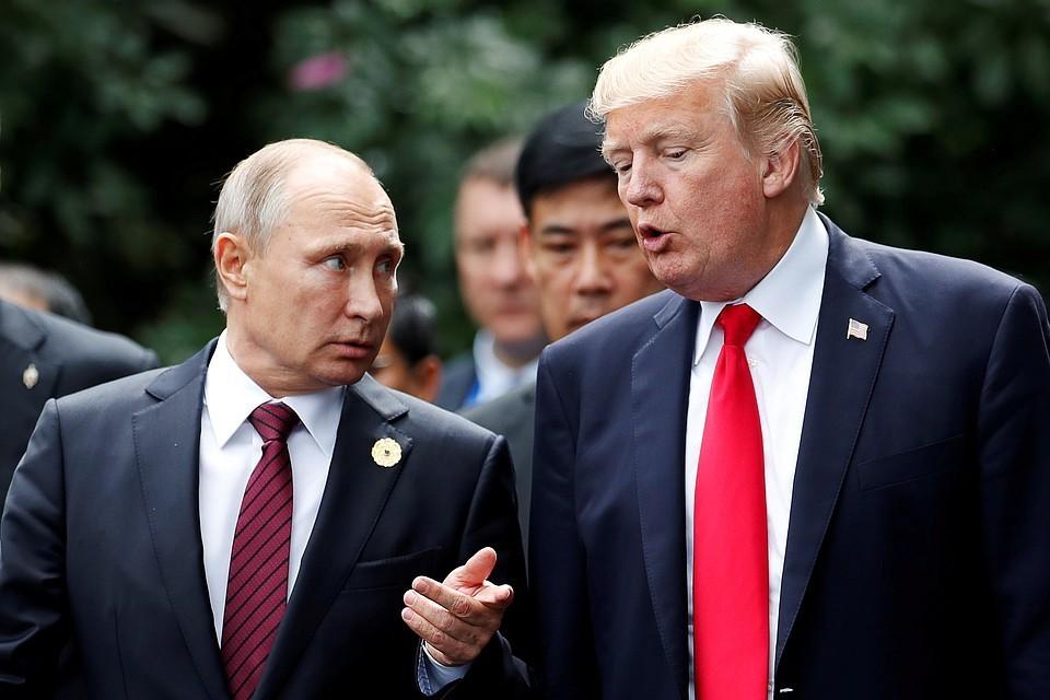 Путин обсудит с Трампом ДРСМД на встрече в Аргентине