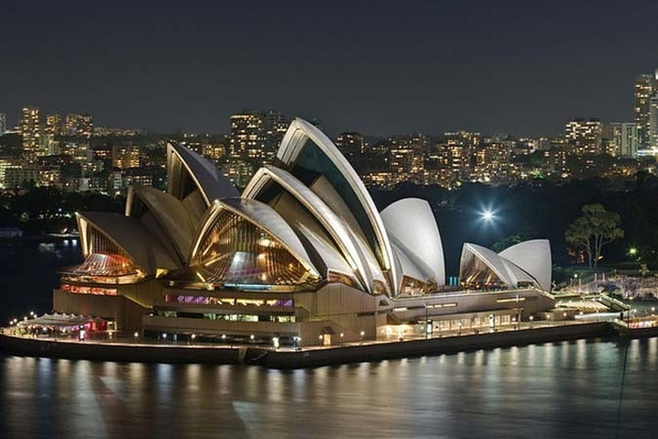 Ливни и наводнения обездвижили Сидней