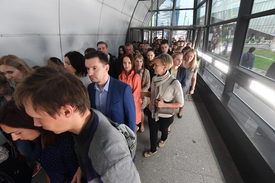 Московские ТЦ эвакуировали из-за иностранных звонков
