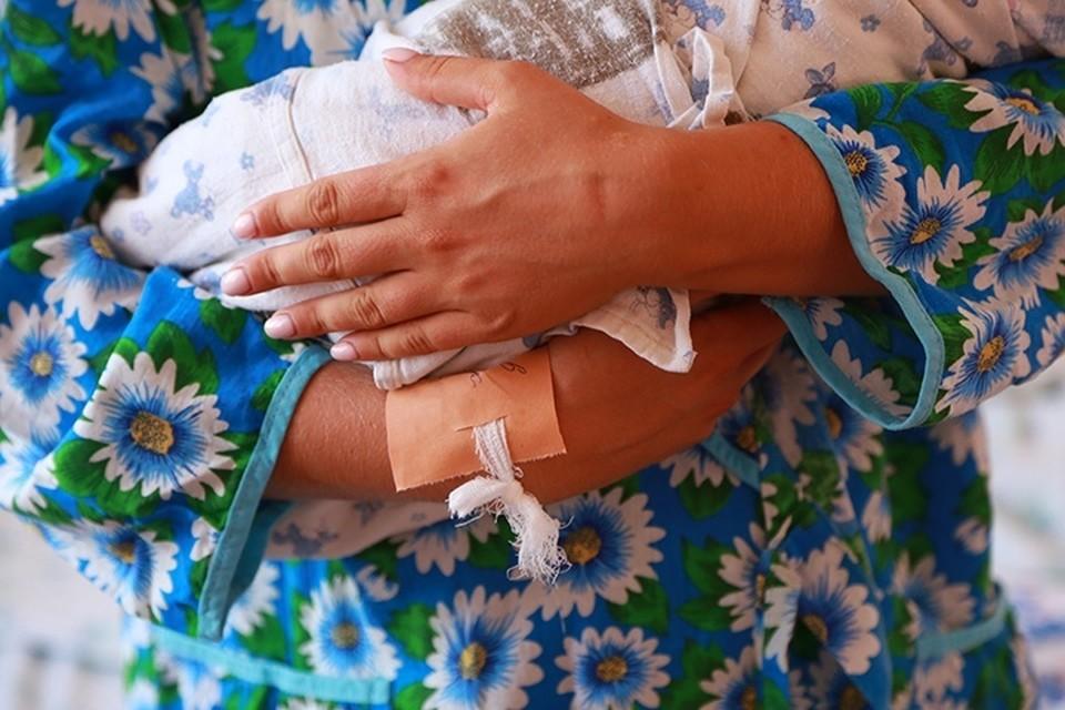 В Красноярске из клиники пытались выкрасть новорожденного ребенка