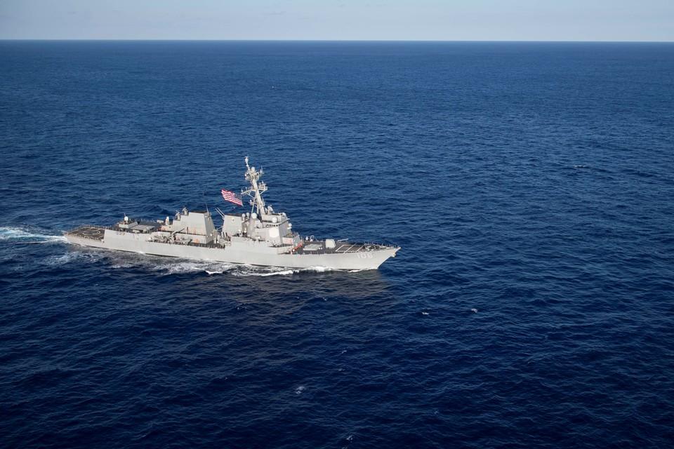 Китай обвинил США в провокации в Южно-Китайском море.