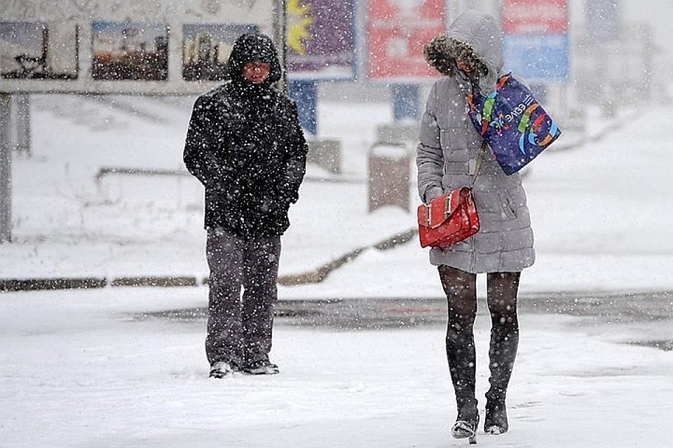 1030e2856ea4 Погода в Краснодарском крае на 1 и 2 декабря  На Кубани ожидаются сильный  ветер и снег с дождем
