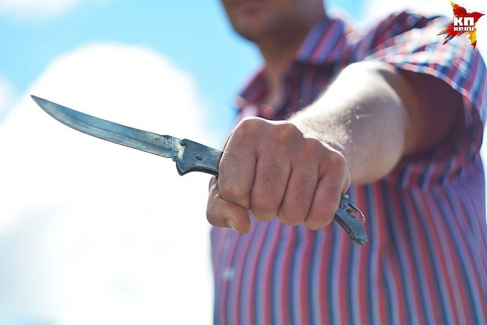 В Тольятти орудует преступник с ножом