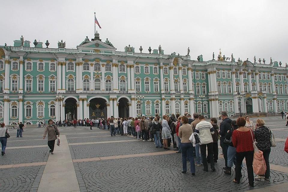Петербург стал лучшим в мире направлением для культурного туризма.