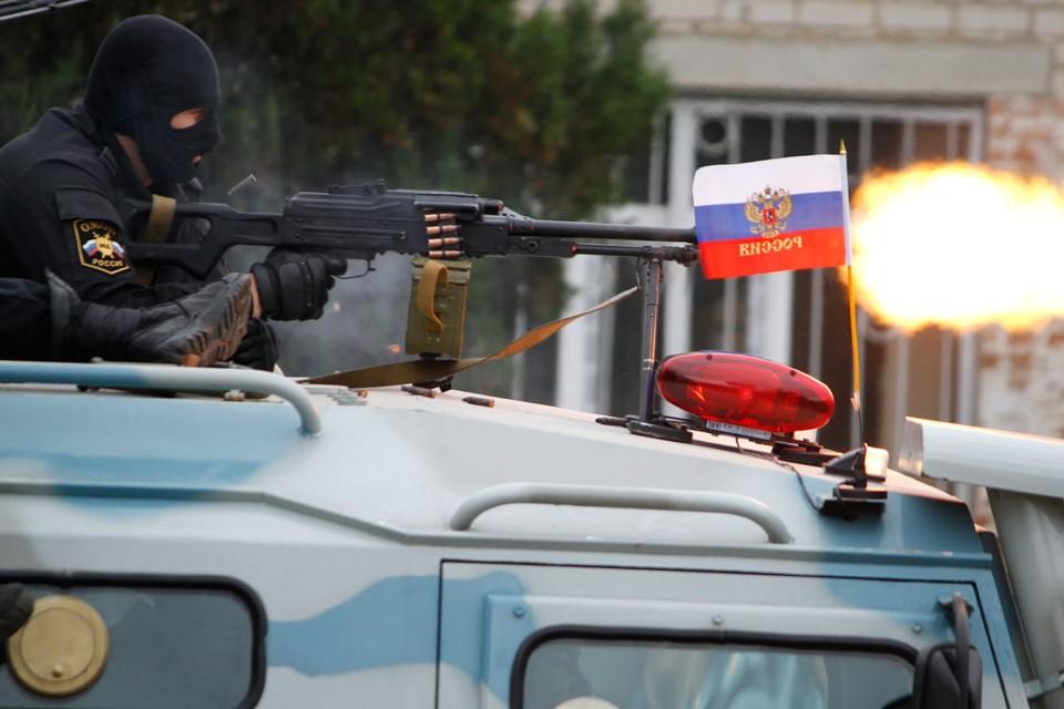 Силовики задержали бандитов в КБР