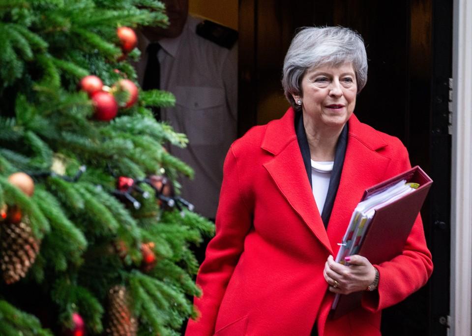 Тереза Мэй предложила три сценария по Brexit