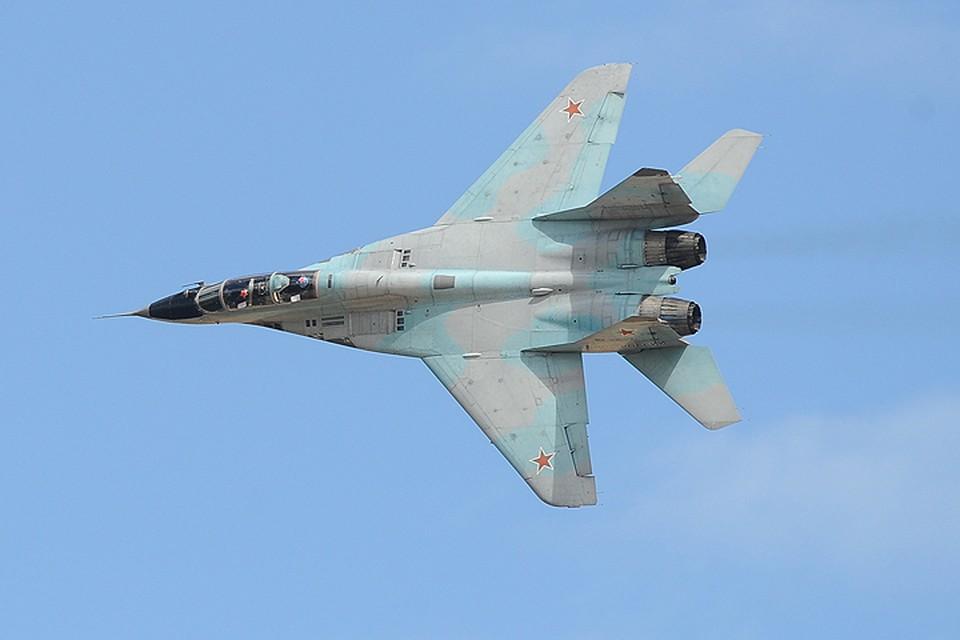 Истребитель МиГ-29. ФОТО:Александр Рюмин/ТАСС