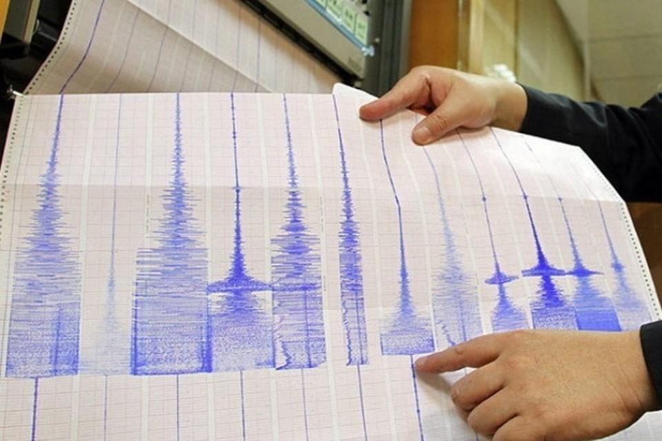 Землетрясение магнитудой 5,9 произошло у побережья Новой Каледонии