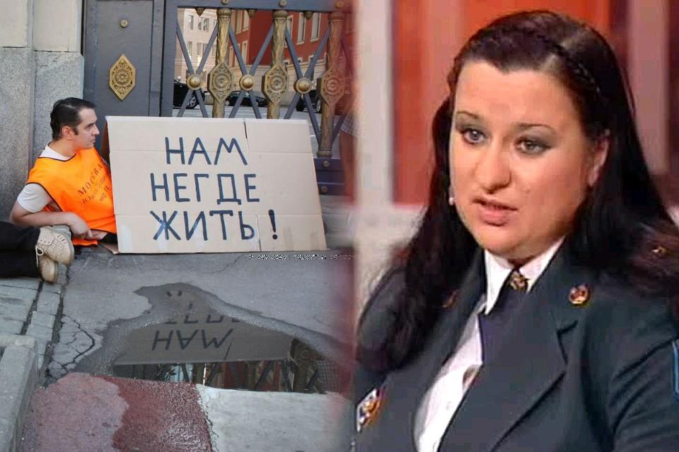 Махинации с обманутыми лже-дольщиками принесли Амзиной и возглавляемой ей преступной группе 200 миллионов рублей. ФОТО utushino.ru