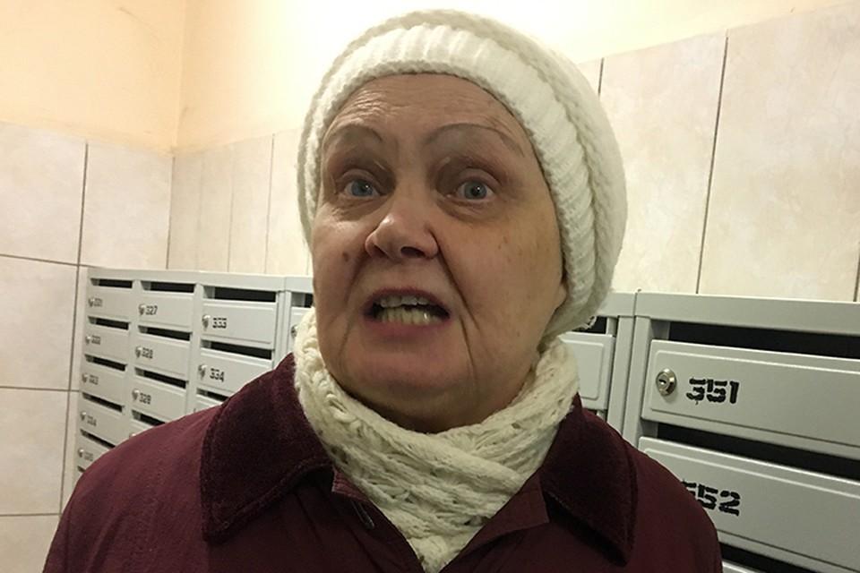 Старшая по подъезду Елена Аллина направила в Роспотребнадзор и несколько городских служб коллективное заявление
