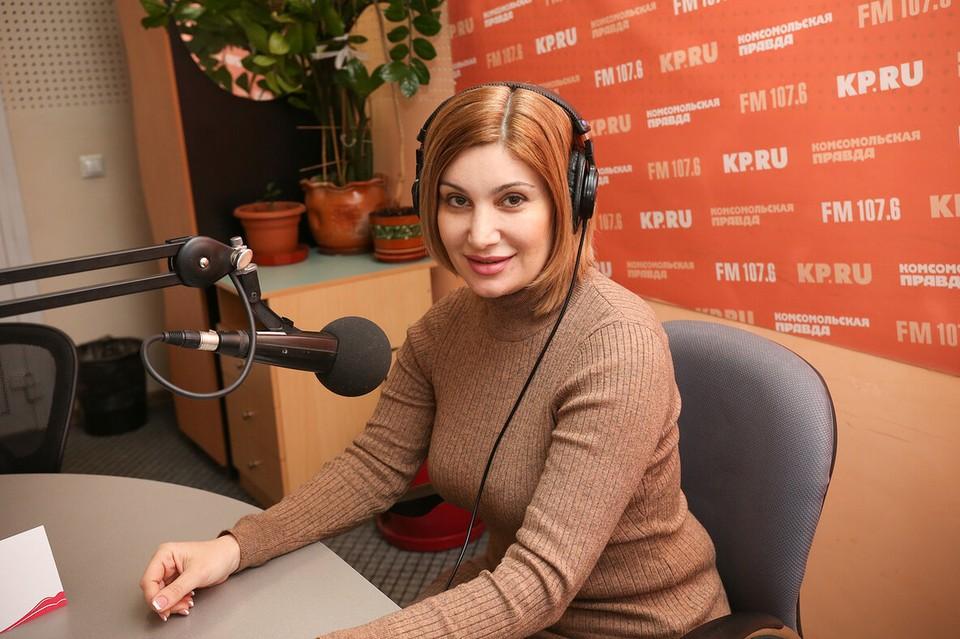 Экс зам.министра торговли УР Каринэ Давтян об увлечении музыкой, кулинарией и возвращении в медицину