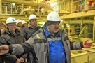 Мурманчанам впервые показали, что внутри атомной станции «Академик Ломоносов»