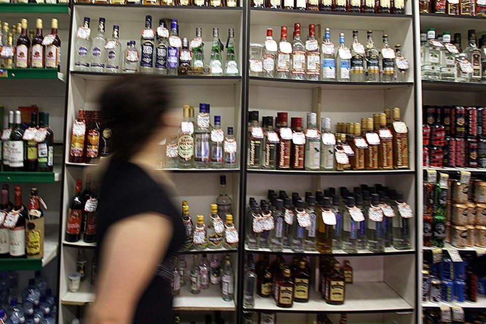 Минздрав РФ намерен запретить с 2020 года продавать алкоголь лицам младше 21 года
