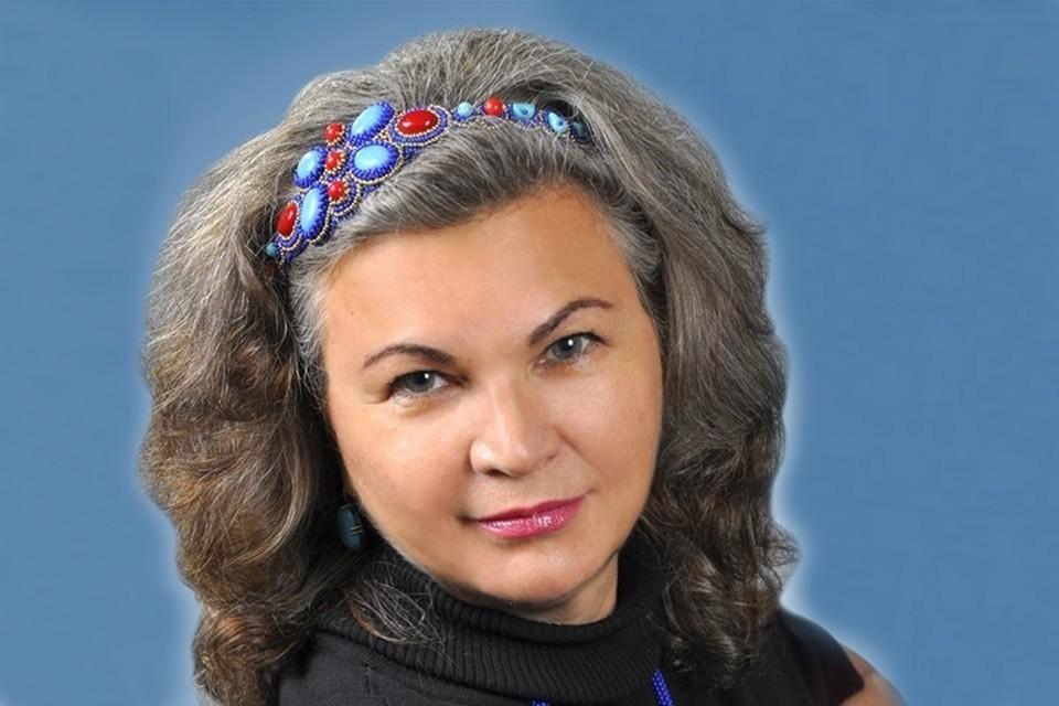 Сандра Антония Салинес, астролог