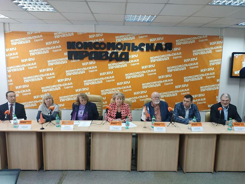 """В """"КП-Саратов"""" обсудили предстоящий Год театра"""