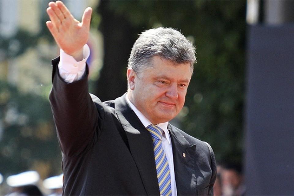 Украинские СМИ нашли у Порошенко и Климкина родню в России b8098fb34b2