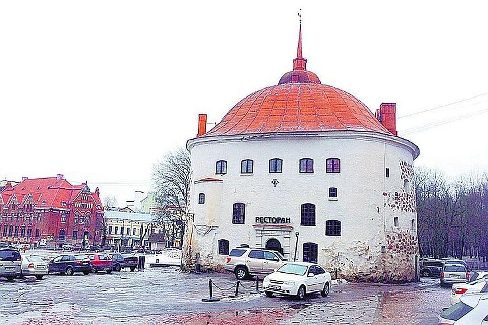 Выборг вошел в ТОП городов и поселков Ленинградской области, популярных для  отдыха на Новый 2019 год b946d99b555