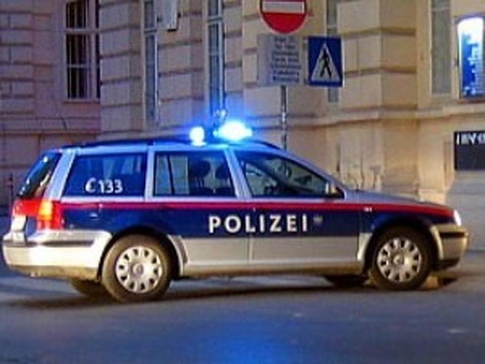 Полиция Вены ищет стрелка