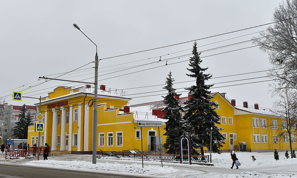 Театр кукол афиша брянск кино каменск уральский афиша
