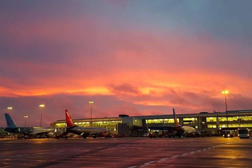 Международный аэропорт Бирмингема, Великобритания