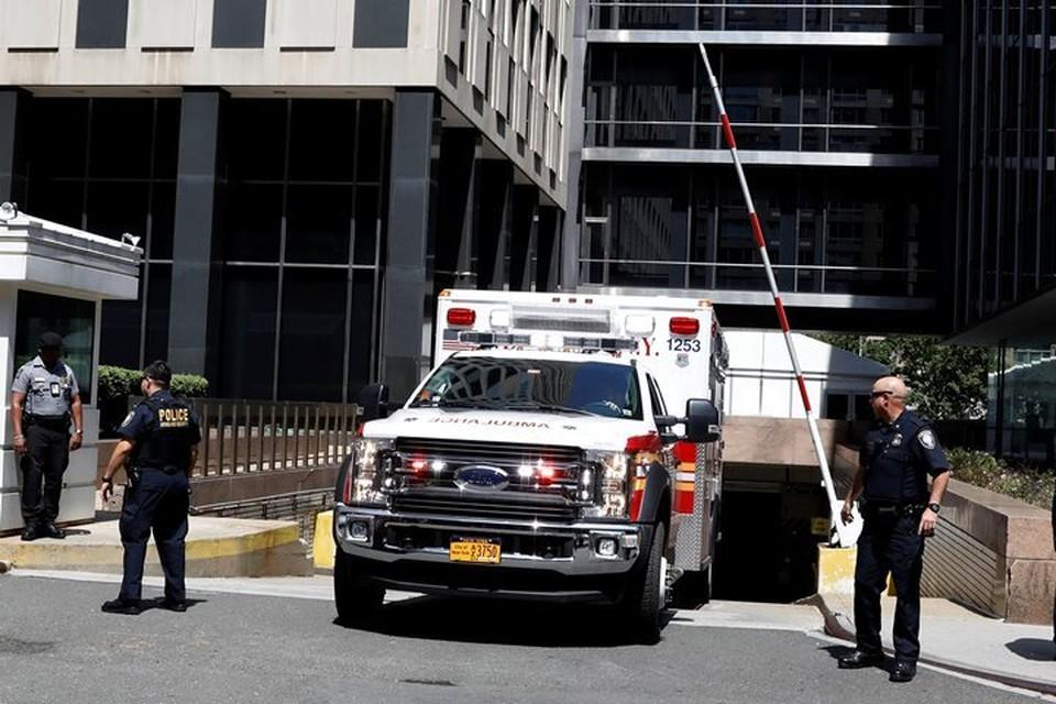 В США из-за драки двух человек пострадали 18 посетителей торгового центра