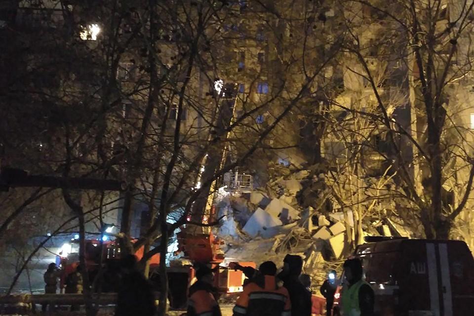 d8e2f6eac155 Незадолго до взрыва газа в Магнитогорске по подъезду ходили лже-газовщики
