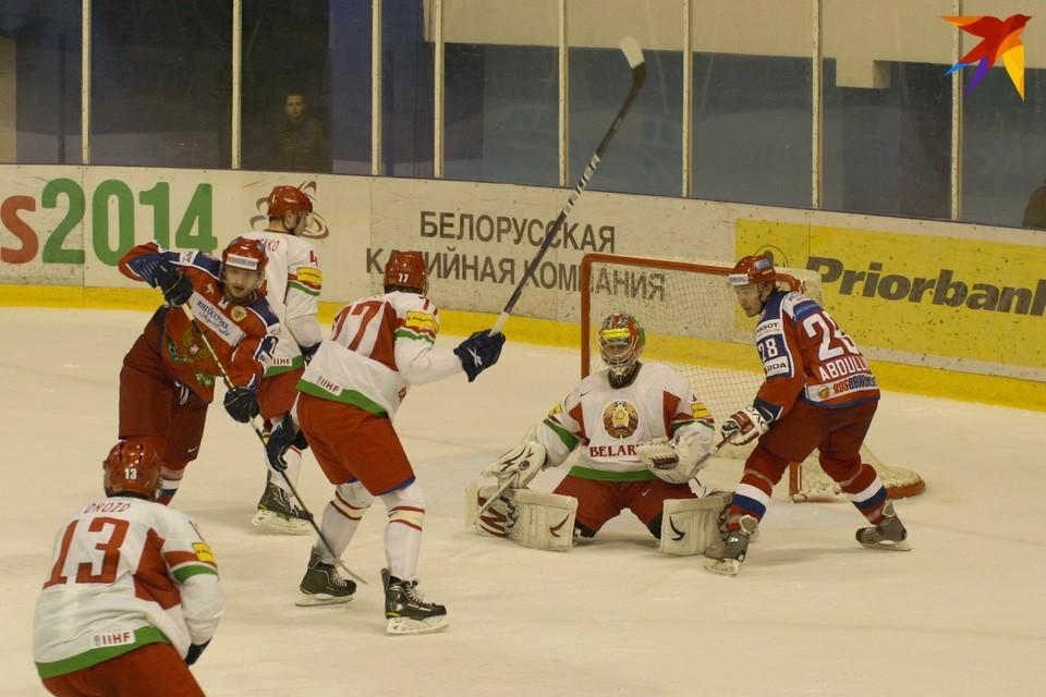 Команда Лукашенко сыграет на открытии Рождественского турнира