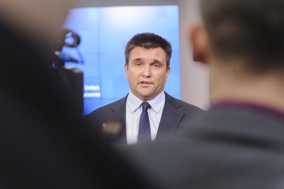 Климкин призвал ввести постоянный запрет на въезд мужчин из России 88d9758062f