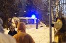 Противникам храма у Драмтеатра в Екатеринбурге не дают отметить Старый новый год в сквере